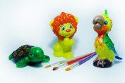 Гипсики - производство гипсовых фигурок для раскрашивания.